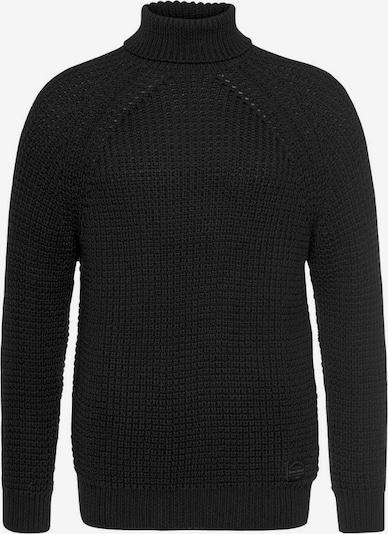 BRUNO BANANI Pullover in schwarz, Produktansicht