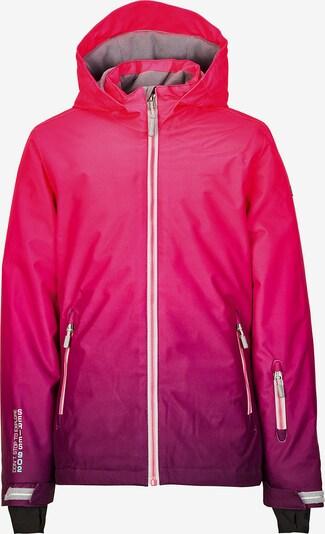 KILLTEC Skijacke 'Grenda' in pink / eosin, Produktansicht
