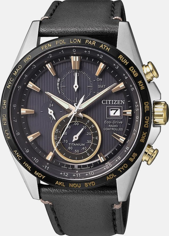 CITIZEN Funkchronograph 'AT8158-14H'