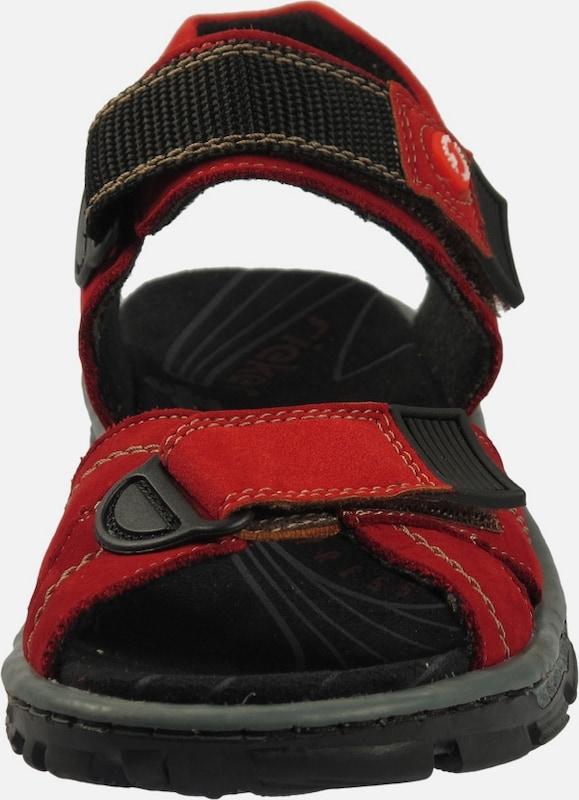 RIEKER Sandalen Verschleißfeste billige Schuhe Hohe Qualität