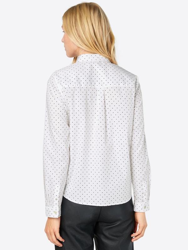 ESPRIT Bluse 'cotton blend po'