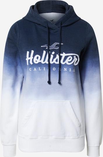 HOLLISTER Bluzka sportowa w kolorze niebieski / białym, Podgląd produktu