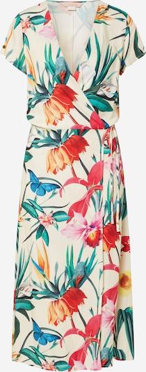 Femi Stories Letné šaty 'ELSA' - krémová / zmiešané farby / červené, Produkt