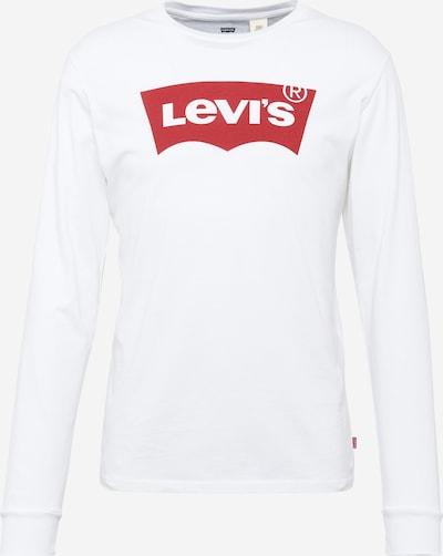 LEVI'S T-Krekls sarkans / balts, Preces skats