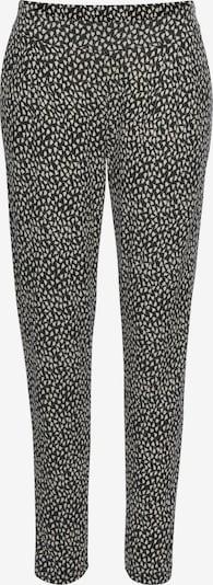 s.Oliver Harem hlače | črna barva, Prikaz izdelka