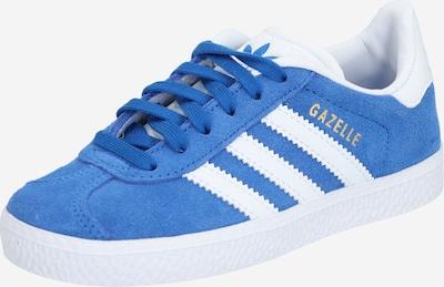 ADIDAS ORIGINALS Sneaker 'Gazelle' in blau / weiß, Produktansicht