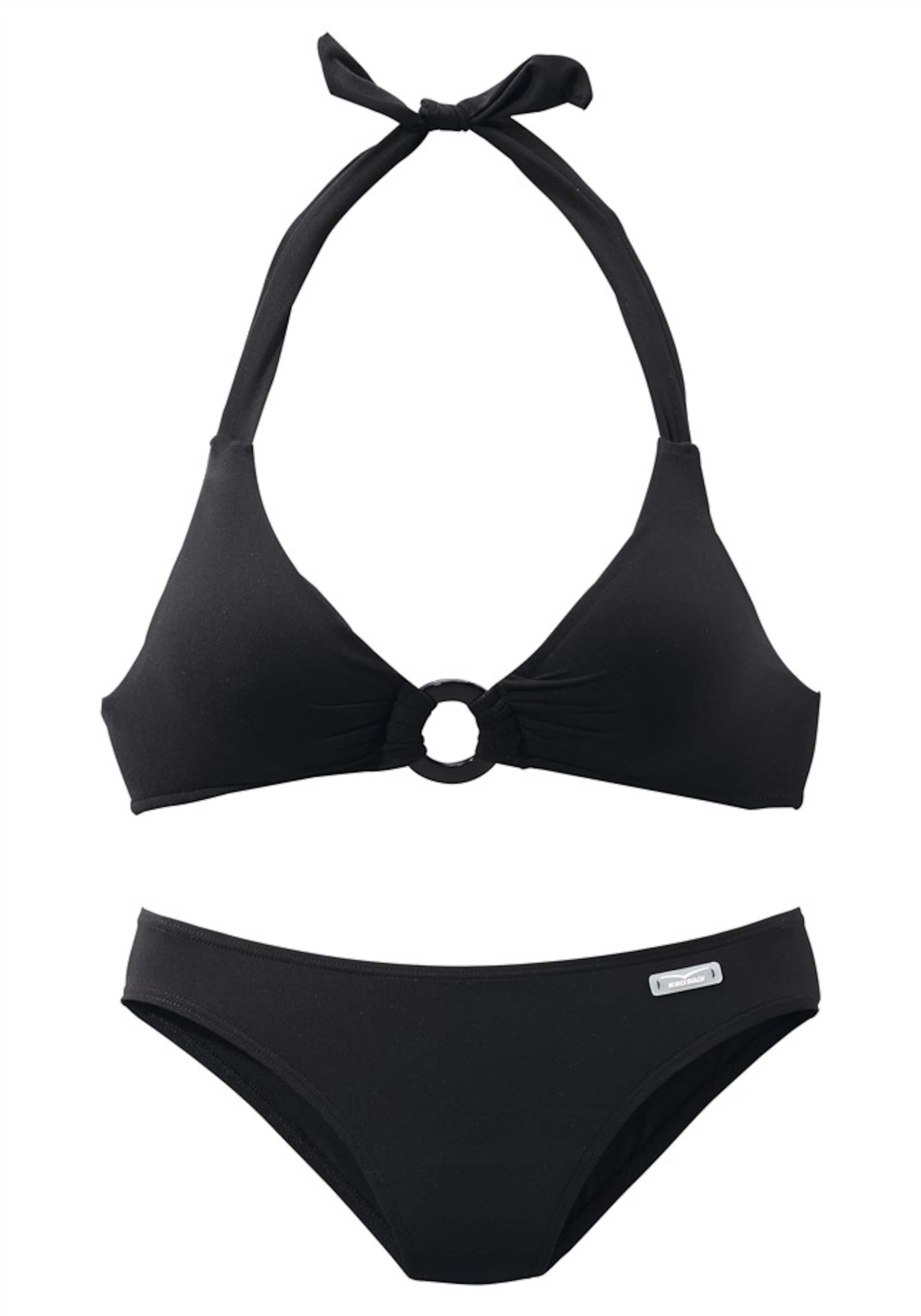 Beach Venice Schwarz bikini Triangel In SUzMjVLpqG