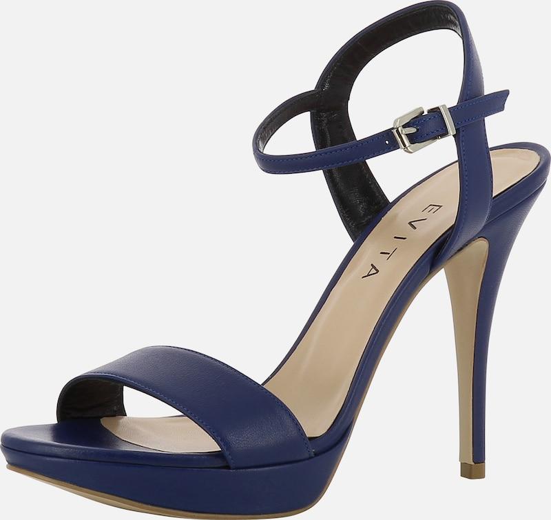 Haltbare 'VALERIA' Mode billige Schuhe EVITA | Sandalette 'VALERIA' Haltbare Schuhe Gut getragene Schuhe 98cd63