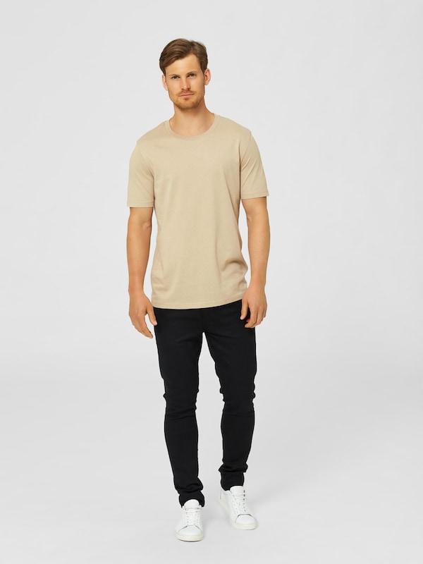 SELECTED HOMME Rundhalsausschnitt-T-Shirt