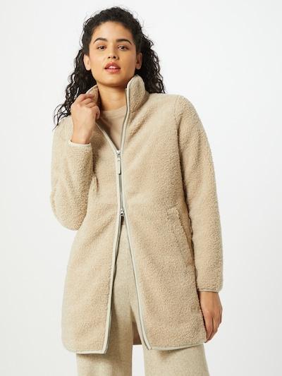 JACK WOLFSKIN Płaszcz outdoor w kolorze pudrowym, Podgląd na modelu(-ce)