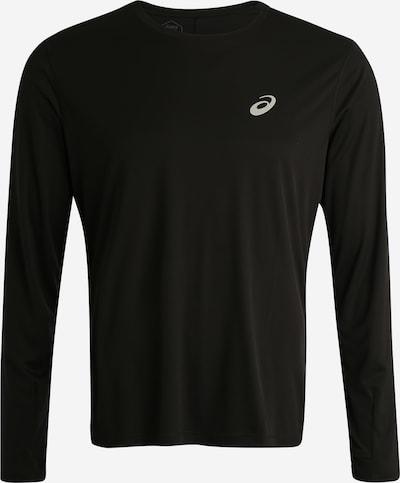 ASICS Koszulka funkcyjna 'SILVER LS TOP' w kolorze czarnym, Podgląd produktu