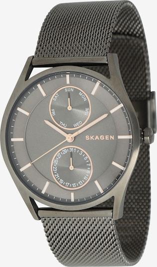 SKAGEN Uhr 'HOLST' in grau, Produktansicht