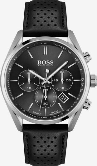 BOSS Analoog horloge 'CHAMPION' in de kleur Zwart / Zilver, Productweergave