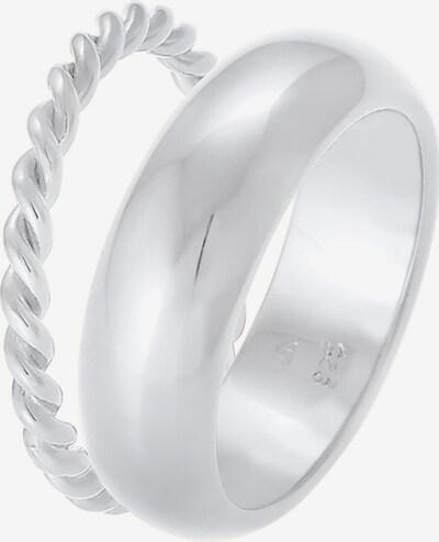 ELLI PREMIUM Ring in de kleur Zilver, Productweergave
