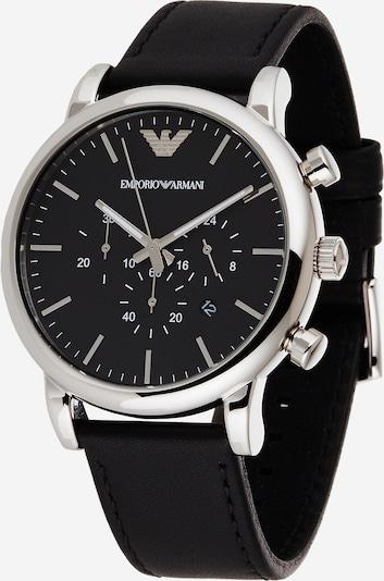 Emporio Armani Uhr 'AR1807' in schwarz, Produktansicht
