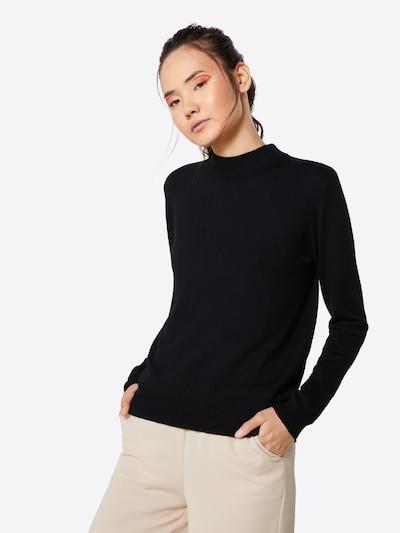 MOSS COPENHAGEN Pullover 'Jazee Cashwool ' in schwarz, Modelansicht