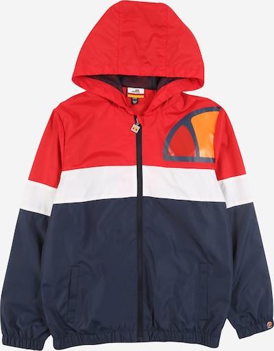 Džemperis 'JIRIOS' iš ELLESSE , spalva - mėlyna / raudona, Prekių apžvalga
