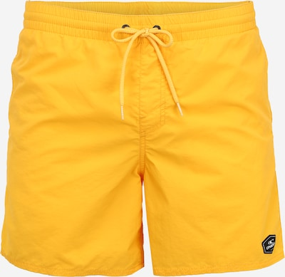 O'NEILL Boardshorts 'Vert' en jaune, Vue avec produit