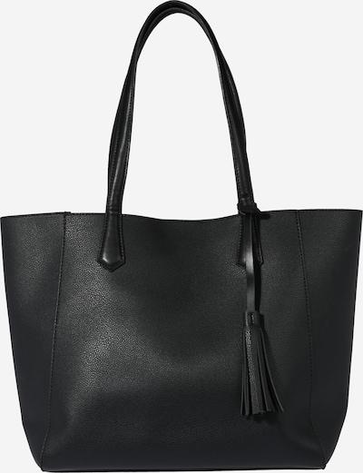 ABOUT YOU Shoppingväska 'Mona' i svart, Produktvy