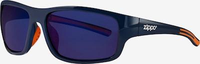 ZIPPO Sonnenbrille Sport 'polarized Blue Flash' in blau / mischfarben, Produktansicht