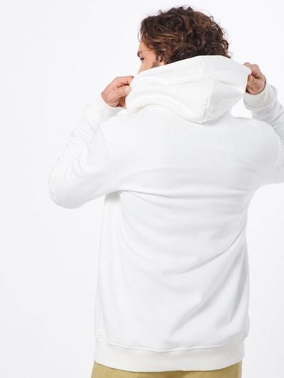 PARI Sweat-shirt 'Finnley' en blanc: Vue de dos