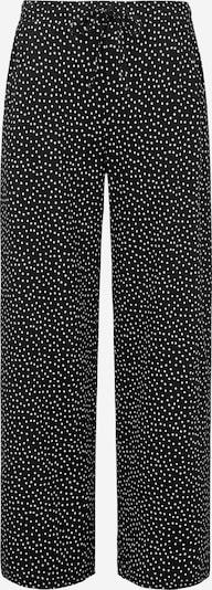 Green Cotton 'Hose' in schwarz, Produktansicht