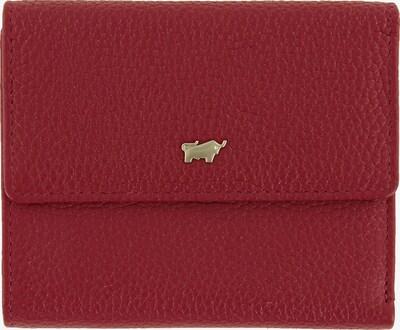 Braun Büffel Geldbörse 'Asti' in karminrot, Produktansicht