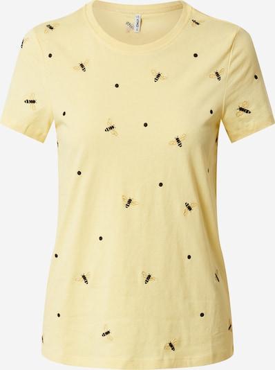 ONLY Shirt 'ONLKITA' in gelb, Produktansicht