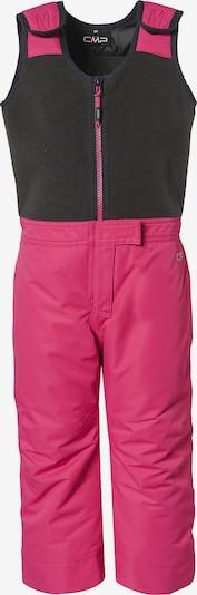 CMP Skihose in pink / schwarz, Produktansicht