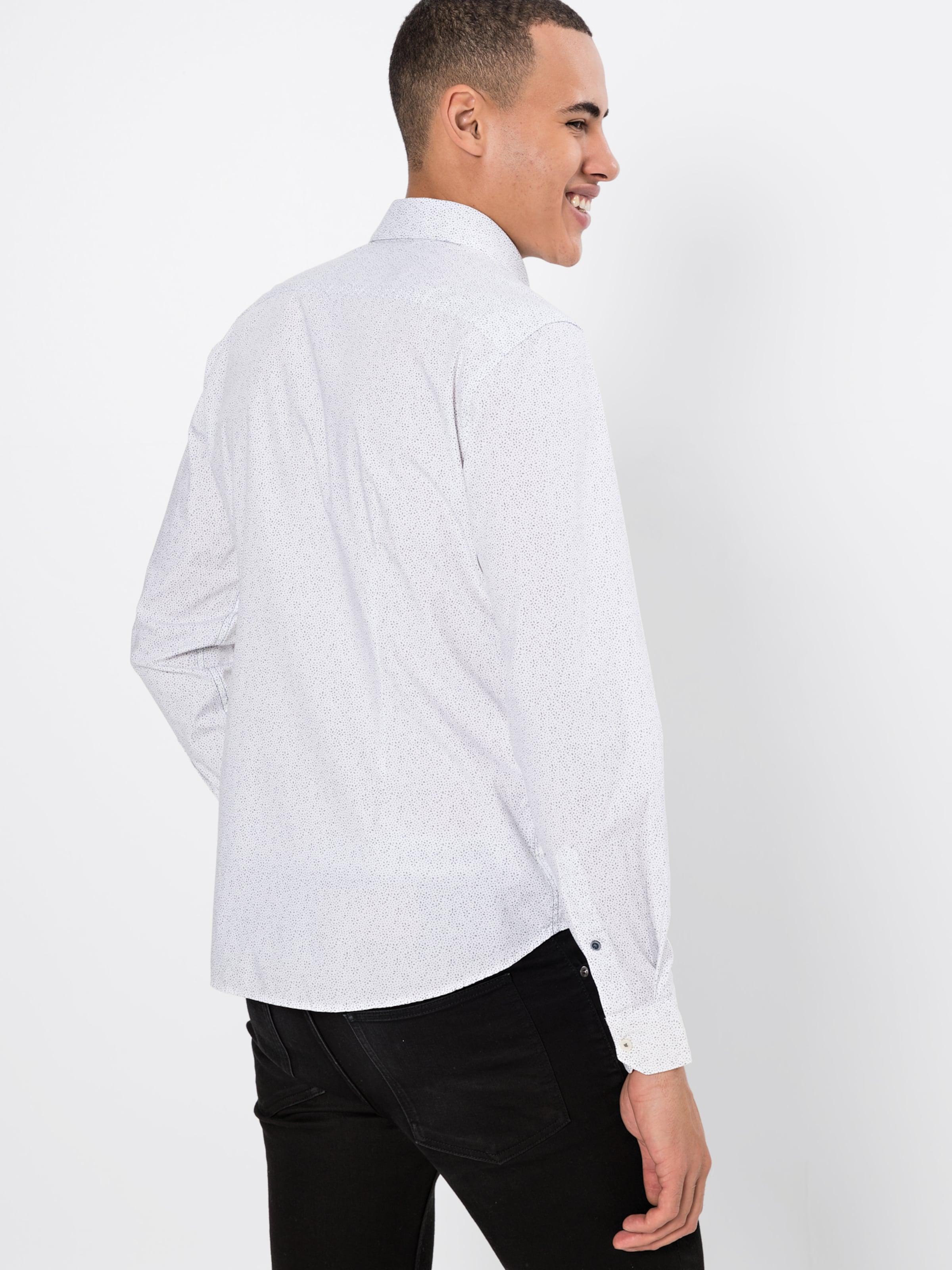 oliver oliver In In Hemd Hemd Weiß Weiß Hemd S In oliver S S 0nw8vmN
