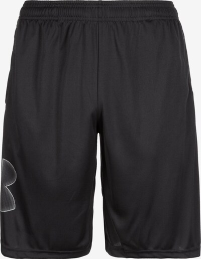 UNDER ARMOUR Shorts 'Tech' in schwarz / weiß, Produktansicht