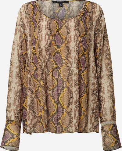 True Religion Blusenshirt in braun / gelb, Produktansicht