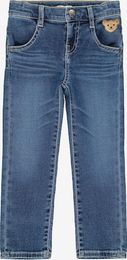 STEIFF Jeans in blue denim, Produktansicht