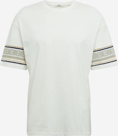 JACK & JONES Shirt 'JPRTUSCAN BLA' in weiß, Produktansicht