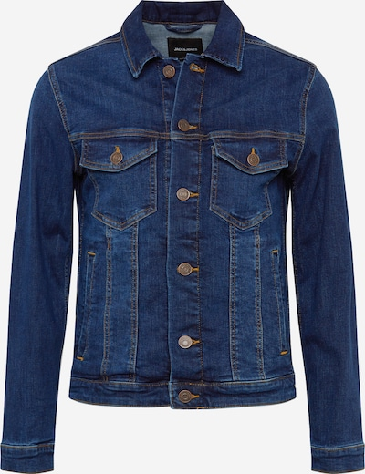 JACK & JONES Jeansjacke 'Alvin AGI 001' in blue denim, Produktansicht