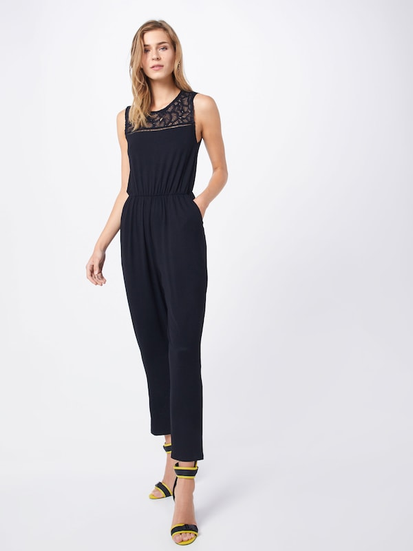 ABOUT YOU Jumpsuit 'Rachel' in schwarz: Frontalansicht