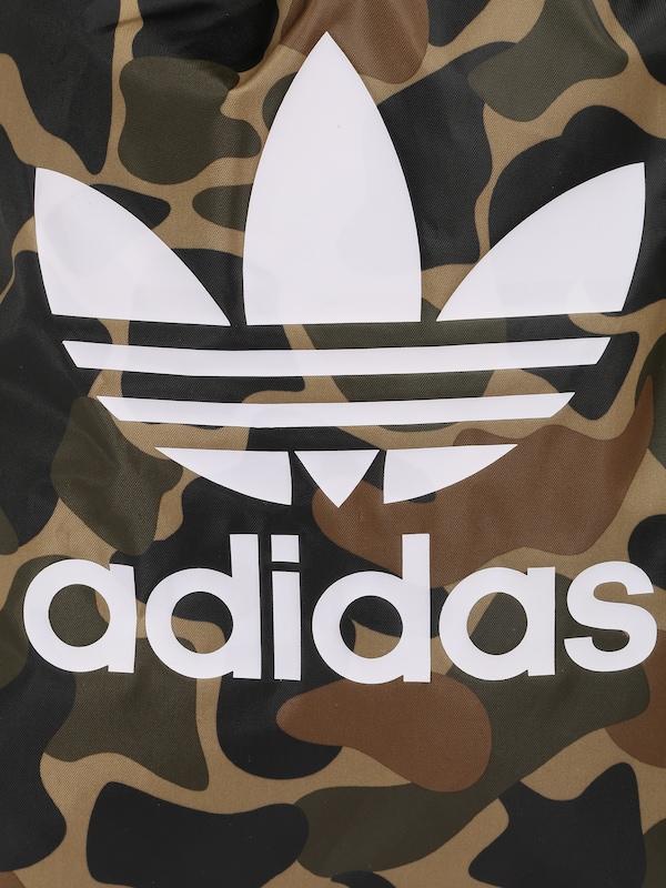 Adidas Originaux Sportstrucksack camo