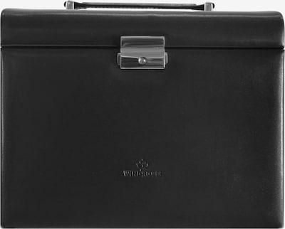 WINDROSE Schmuckschrank 'Merino' in schwarz, Produktansicht