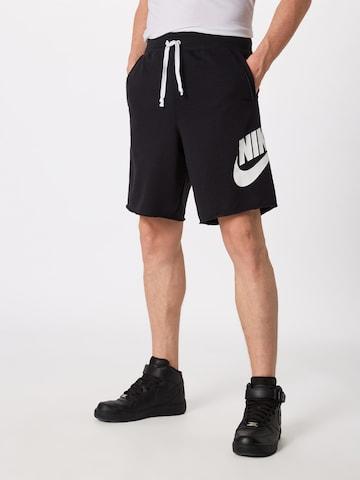 Nike Sportswear Püksid, värv must