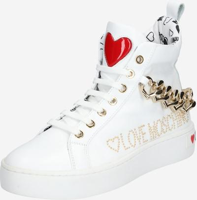 Love Moschino Sneaker 'JA1553' in weiß, Produktansicht