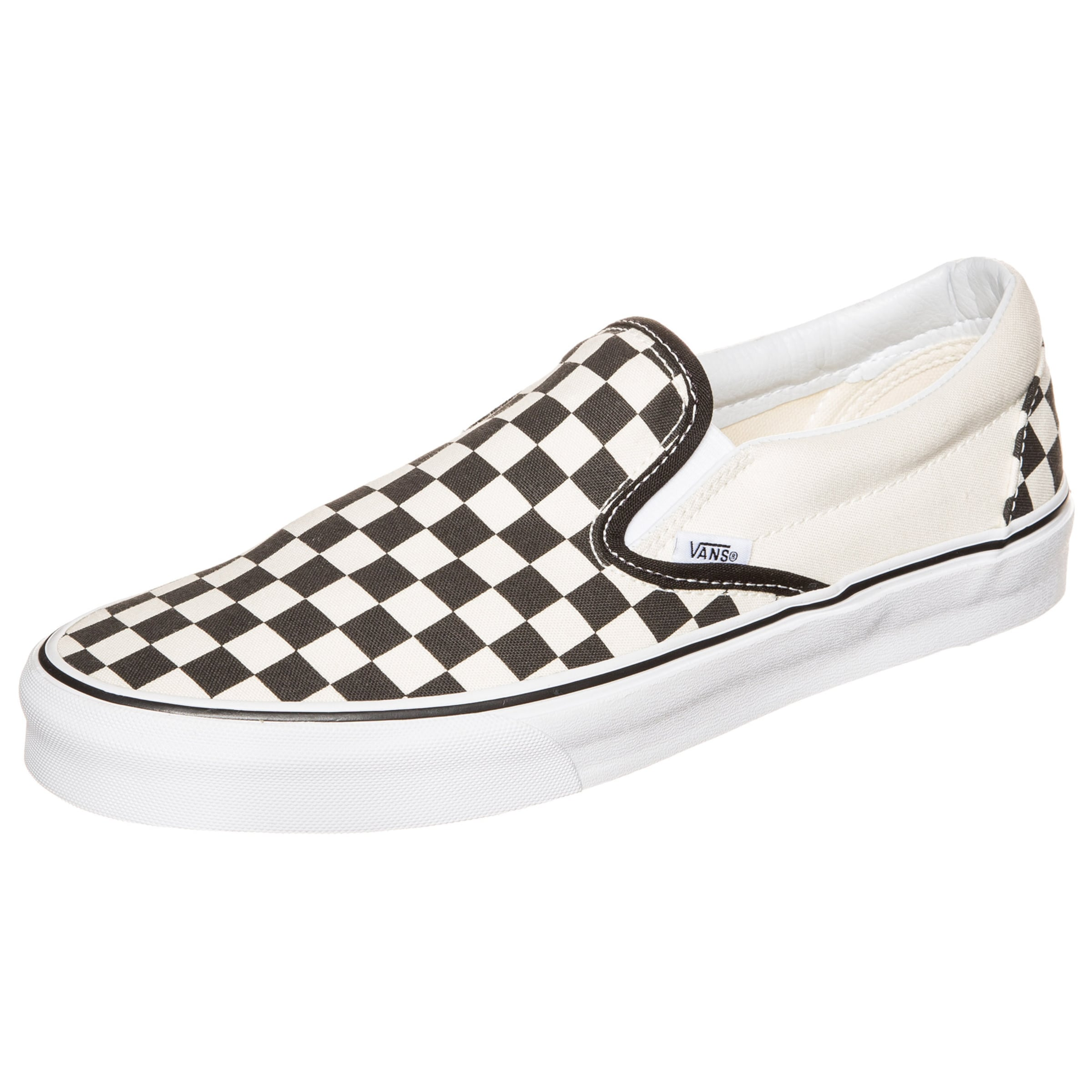 VANS Sneaker Classic Slip-On Checkerboard Hohe Qualität