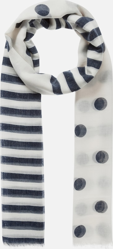 Codello Scarf With Stripes And Dots