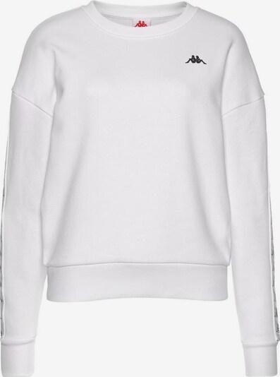 KAPPA Sweatshirt in weiß, Produktansicht