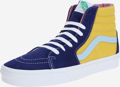 VANS Sneaker 'UA SK8-Hi' in dunkelblau / gelb / rot, Produktansicht