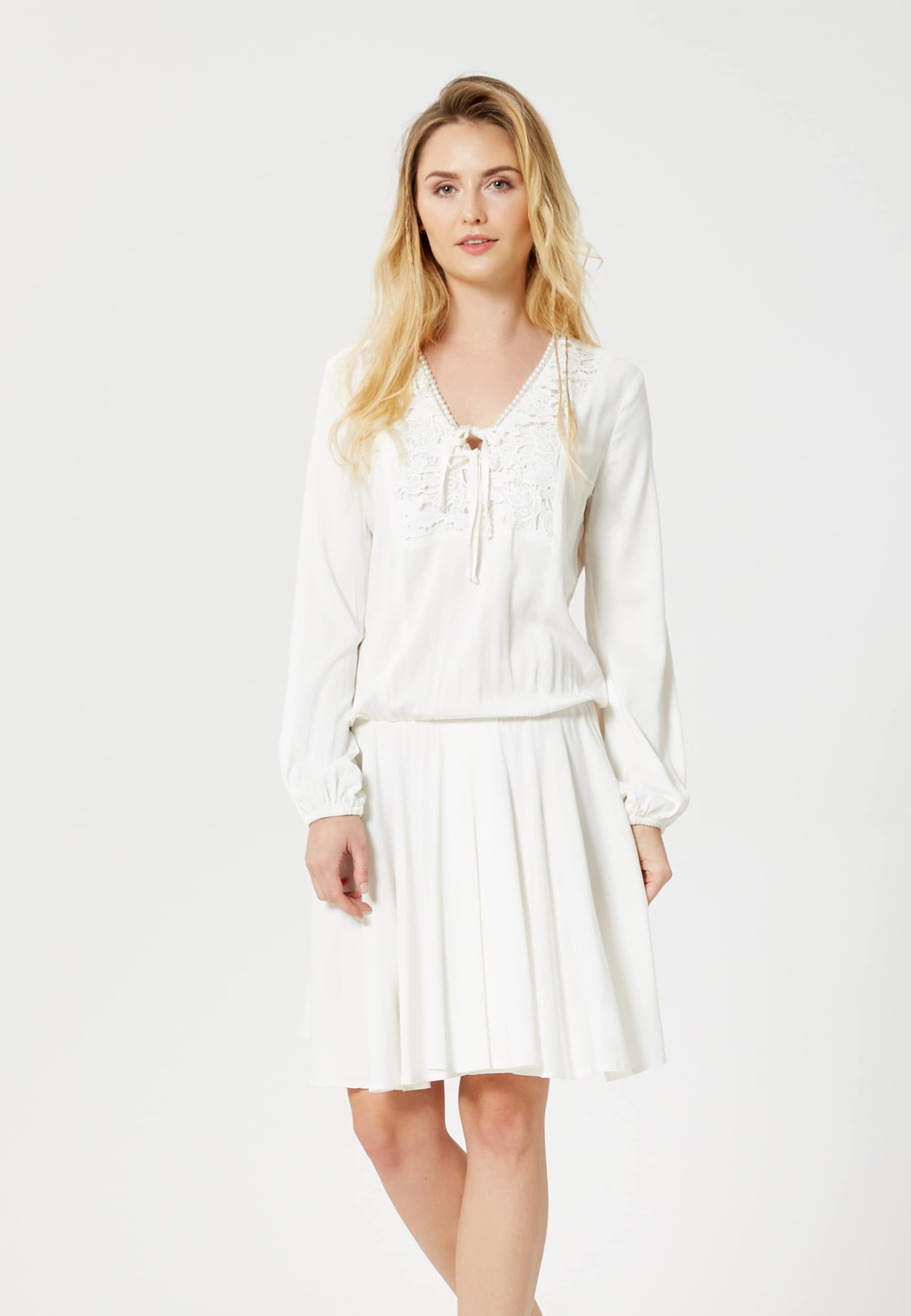 Usha Kleid In Usha In Usha Usha Weiß Kleid In Kleid Weiß Weiß OXZuPik