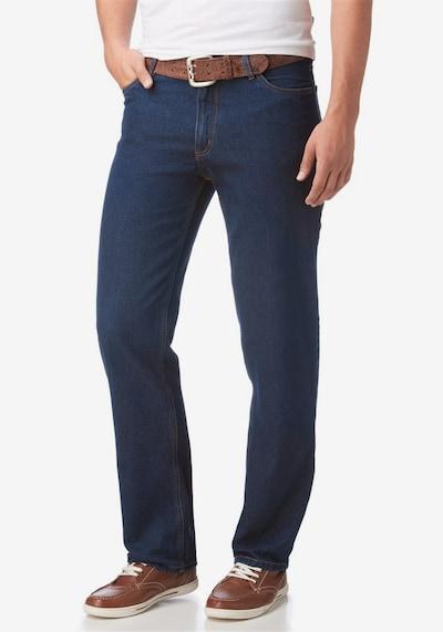 ARIZONA Jeans in blau / dunkelblau, Modelansicht