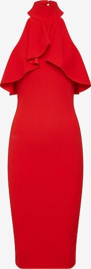 Missguided Kleid in rot, Produktansicht