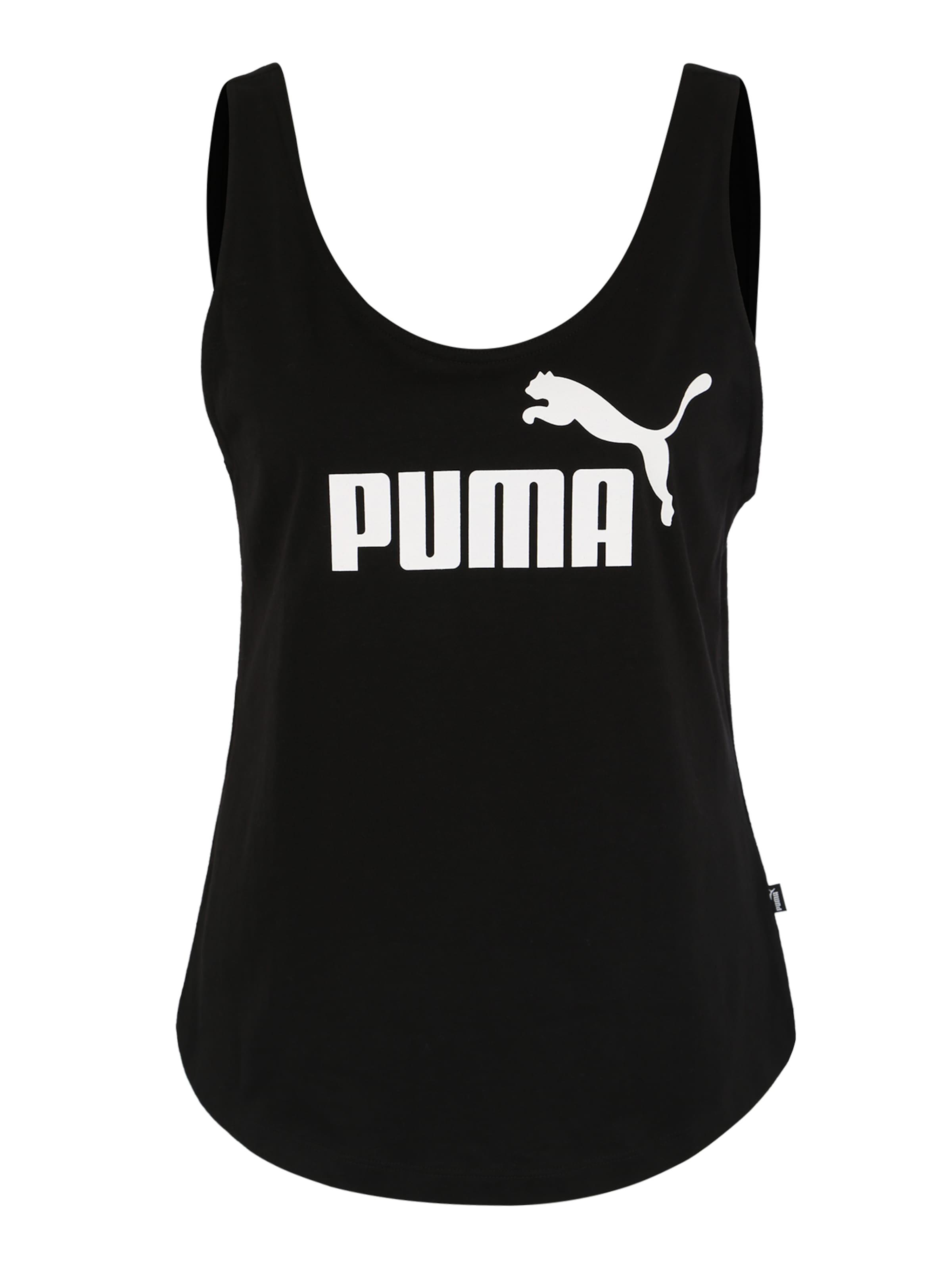 Sporttop In Puma Puma ZwartWit Puma Sporttop In ZwartWit 80wOvnyNPm