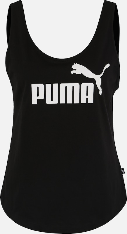 In Sporttop ZwartWit Puma Puma Sporttop In eEDIWH9Yb2