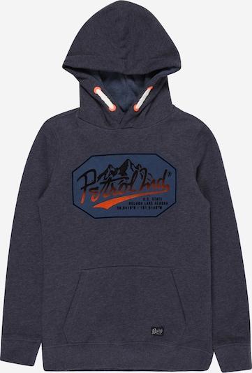Petrol Industries Sweatshirt in nachtblau, Produktansicht